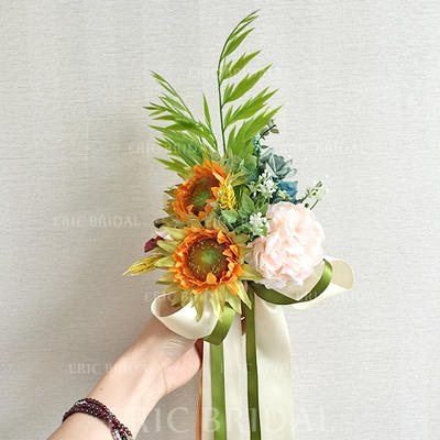 """Decorations Free-Form Wedding/Party/Casual 3.94""""(Approx.10cm) 5.91""""(Approx.15cm) Wedding Flowers (123190229)"""