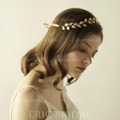 """Headbands Wedding/Special Occasion/Party Alloy 12.60""""(Approx.32cm) 1.18""""(Approx.3cm) Headpieces (042159135)"""
