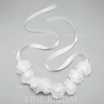 "Headbands Wedding/Special Occasion/Party Tulle 10.63""(Approx.27cm) 1.97""(Approx.5cm) Headpieces (042154868)"