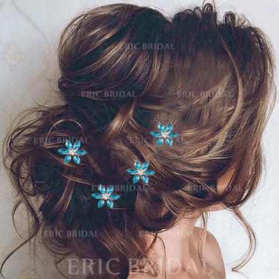 """Combs & Barrettes Wedding/Casual/Party/Art photography 2.76""""(Approx.7cm) 0.78""""(Approx.2cm) Classic Headpieces (042159131)"""