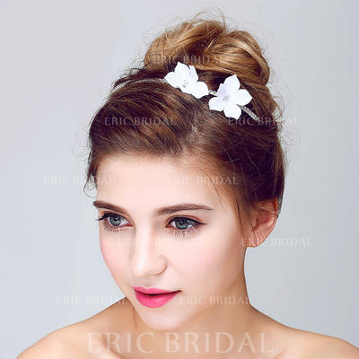 """Headbands Wedding/Special Occasion/Outdoor Crystal/Alloy/Fabric 9.25""""(Approx.23.5cm) 1.57""""(Approx.4cm) Headpieces (042156245)"""