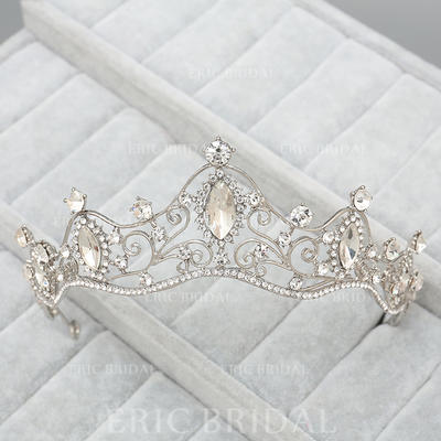 "Tiaras Wedding/Special Occasion/Carnival Alloy 5.90""(Approx.15cm) Beautiful Headpieces (042159169)"