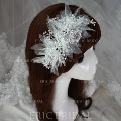 """Hairpins Wedding/Casual/Party/Art photography Rhinestone 5.91""""(Approx.15cm) 2.36""""(Approx.6cm) Headpieces (042159127)"""