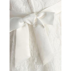cheap flower girl dresses with sleeves