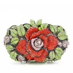 Clutches Wedding/Ceremony & Party Alloy Twist-lock closure Gorgeous Clutches & Evening Bags