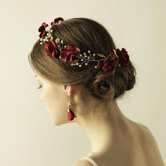"""Headbands Wedding/Special Occasion/Party/Art photography Alloy 12.60""""(Approx.32cm) 1.97""""(Approx.5cm) Headpieces"""