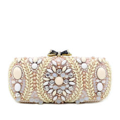 Clutches Wedding Composites Magnetic Closure Gorgeous Clutches & Evening Bags