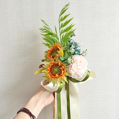 """Decorations Free-Form Wedding/Party/Casual 3.94""""(Approx.10cm) 5.91""""(Approx.15cm) Wedding Flowers"""