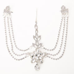 """Forehead Jewelry Wedding/Special Occasion Crystal/Alloy/Plastic 5.12""""(Approx.13cm) Luxurious Headpieces"""