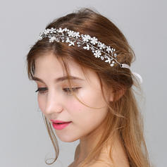 """Headbands Wedding/Special Occasion/Party/Art photography Crystal 11.42""""(Approx.29cm) 1.18""""(Approx.3cm) Headpieces"""