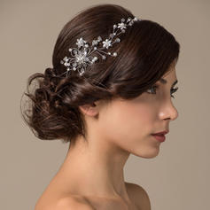 """Headbands Wedding/Special Occasion Copper 4.33""""(Approx.11cm) 2.36""""(Approx.6cm) Headpieces"""
