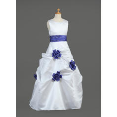 lilac flower girl dresses cheap