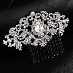 Combs & Barrettes/Scarf Wedding Alloy Gorgeous (Sold in single piece) Headpieces