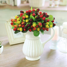 """Decorations/Wedding Table Flowers Party/Casual Artificial Silk 11.02""""(Approx.28cm) 6.69"""" (Approx.17cm) Wedding Flowers"""