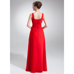 asymmetrical hemline bridesmaid dresses