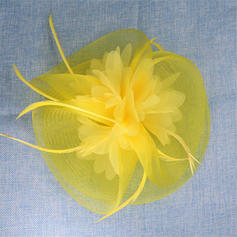 """Hairpins Special Occasion/Party Net Yarn 8.07""""(Approx.20.5cm) 3.35""""(Approx.8.5cm) Headpieces"""