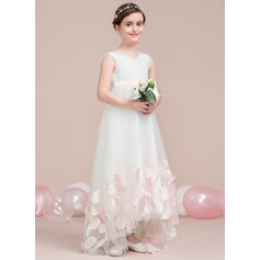 red flower girl dresses for toddlers