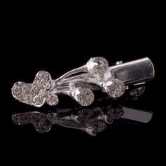 """Combs & Barrettes Wedding/Special Occasion/Casual Alloy 1.57""""(Approx.4cm) 0.39""""(Approx.1cm) Headpieces"""