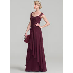 evening dresses with sleeves plus size