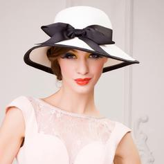Papyrus With Bowknot Straw Hat Gorgeous Ladies' Hats