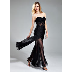 long red evening dresses for women