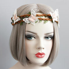 "Headbands Special Occasion/Carnival Lace 15.75""(Approx.40cm) 1.77""(Approx.4.5cm) Headpieces"