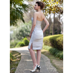 mother of the bride dresses silver grey