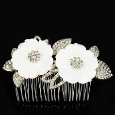 "Combs & Barrettes Wedding/Special Occasion Crystal 4.13""(Approx.10.5cm) 2.17""(Approx.5.5cm) Headpieces"