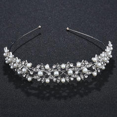 """Tiaras Wedding/Special Occasion/Party Alloy 4.72""""(Approx.12cm) 0.98""""(Approx.2.5cm) Headpieces"""