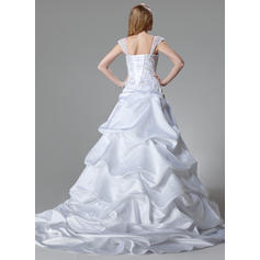 best antique white wedding dresses