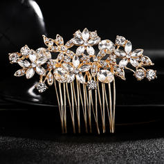 Combs & Barrettes Wedding Crystal/Alloy Gorgeous (Sold in single piece) Headpieces