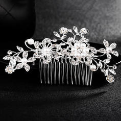 """Combs & Barrettes Wedding Alloy 4.33""""(Approx.11cm) 2.37""""(Approx.6cm) Headpieces"""