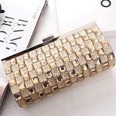 "Clutches Wedding/Ceremony & Party Crystal/ Rhinestone Charming 8.27""(Approx.21cm) Clutches & Evening Bags"