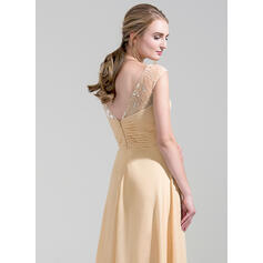 rose gold bridesmaid dresses long