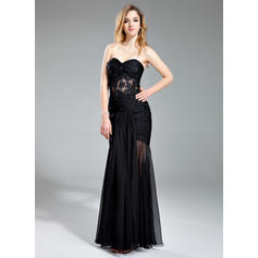 long red evening dresses