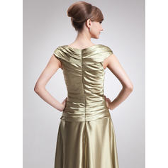 gold mother of the bride dresses