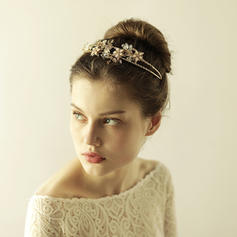 """Tiaras Wedding/Special Occasion/Party/Art photography Alloy 7.09""""(Approx.18cm) 5.53""""(Approx.14cm) Headpieces"""