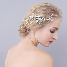 """Combs & Barrettes Wedding/Special Occasion Alloy 7.09""""(Approx.18cm) 2.76""""(Approx.7cm) Headpieces"""