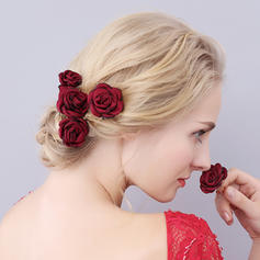 """Hairpins Wedding/Special Occasion/Casual/Outdoor/Party 3.54""""(Approx.9cm) 1.57""""(Approx.4cm) Beautiful Headpieces"""