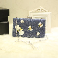 "Clutches Wedding/Ceremony & Party Alloy Delicate 7.87""(Approx.20cm) Clutches & Evening Bags"