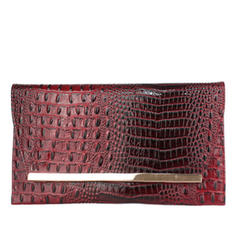 Clutches Wedding/Ceremony & Party PU Magnetic Closure Fashional Clutches & Evening Bags