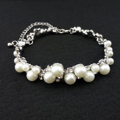 "Bracelets Alloy/Rhinestones/Imitation Pearls Ladies' Classic 9.84""(Approx.25cm) Wedding & Party Jewelry"