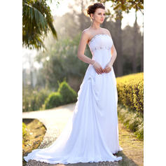 knee length wedding dresses for bride
