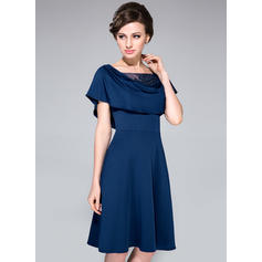 chiffon short mother of the bride dresses