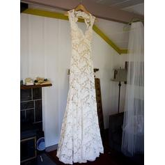 form fitted wedding dresses