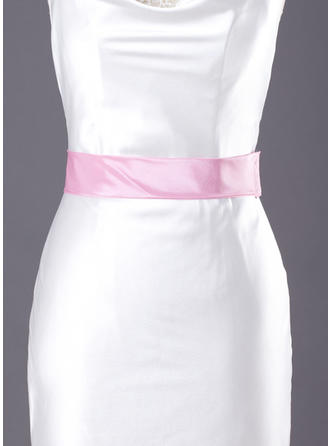 Flower Girl Taffeta Sash Simple Sashes & Belts